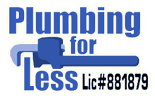 Plumbing for Less